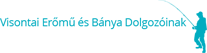 a Visontai horgászegyesület hivatalos oldala